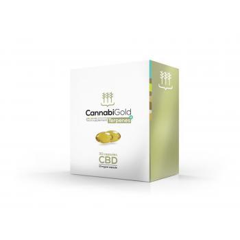 Kapsułki CBD - CannabiGold...